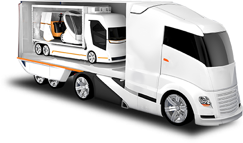 SOLUTRANS International Show For Road And Urban Transport - Show car transport