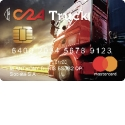 TRUCK Card - Payment and fuel card.