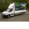 CLEAN URBAN BOX - The lightest dry box for light commercial vehicles.
