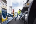 Natural gas supply  as fuel for carrier