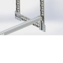 UNILOK - New captive restraint equipment prevents loss.  Universal track compatible with current local restraint equipment Many restraint configurations possible, increasing vehicle versatility