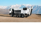 Concrete mobile mixer - Concrete mobile mixer