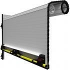 ALU30 front roll shutter - Aluminium roller shutters for vehicles
