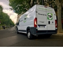Electric Light Commercial Vehicle