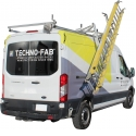 TechnoHigh Scale Door by TECHNO-FAB - RSM Group introduces the TECHNO-HIGH ladder rack into its range.