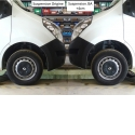 Front suspension  Renault Master / Iveco Daily 35S - Front reinforced suspension that complete the JSA rear suspension.