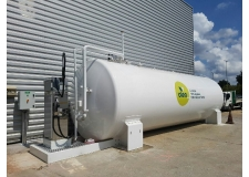 Oleo100 - Oleo100, the first energy produced by French farmers, 100% vegetable, renewable and traced for captive fleets.