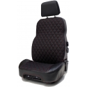 Black seat covers - New product : BLACK DENIM seat covers