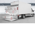 BC 750 S2S - The powerful Cargolift in the lightweight segment