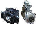 truck and bus starter motors and alternators
