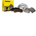 Textar CV brake pads - TMD Friction provide braking solutions for CV, bus and coach.