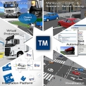 TruckMaker - TruckMaker: the simulation solution for trucks<br /> Solutions for virtual test driving - Vehicle dynamic, powertrain, ADAS/AD - MIL, SIL, HIL, VIL - SW/HW/Testbench.