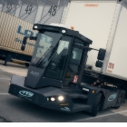 Automotive Trailer Mover - Full Elec Prime Mover.