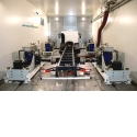 High power climatic test cell