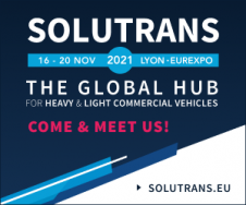 Generic banner of the SOLUTRANS exhibition
