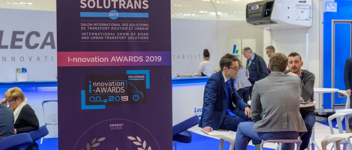 Winning booth of the 2019 I-nnovation Awards