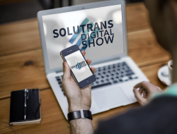 SOLUTRANS DIGITAL SHOW logo